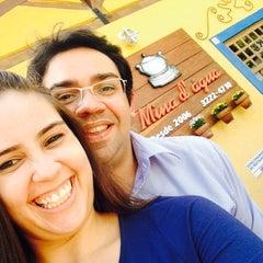 Photo taken at Restaurante Mina d'Água by Joelma A. on 12/11/2014