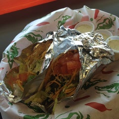 Photo taken at Taco Joint by Jeff A. on 1/31/2013