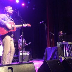 Photo taken at The Haw River Ballroom by Kim F. on 2/16/2015
