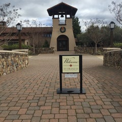 Photo taken at St. Francis Winery & Vineyards by laura h. on 12/28/2015