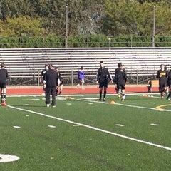 Photo taken at Kellenberg Memorial High School by Jason M. on 10/11/2012