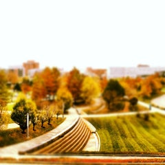 Photo taken at Sigma Sigma Commons - University of Cincinnati by Charles T. on 10/27/2012