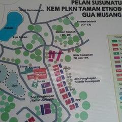 Photo taken at Kem Taman Etnobotani by Aimy Batrisyia A. on 12/31/2012