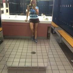 Photo taken at LA Fitness by Gemma v. on 8/6/2014