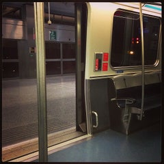Photo taken at JFK AirTrain - Jamaica Station by Julio B. on 4/13/2013