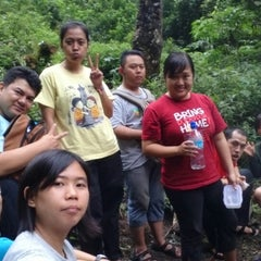Photo taken at Gunung Puntang by Vicky B. on 3/21/2015