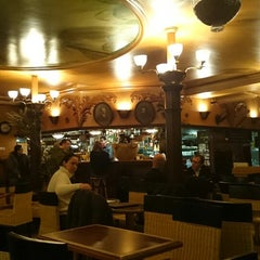 Photo taken at Café Zéphyr by Gonca T. on 1/26/2015