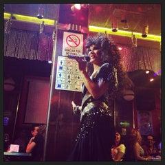 Photo taken at Club La Perla by John R. on 3/10/2013
