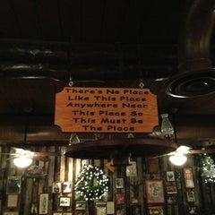 Photo taken at Ye Olde Steak House by Greg B. on 2/19/2013