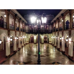 Photo taken at Casa de España by Xavier R. on 11/8/2014