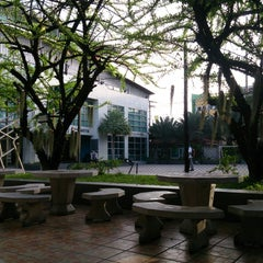 Photo taken at วิทยาลัยเทคโนโลยีพงษ์สวัสดิ์ by Nattawut I. on 7/16/2014