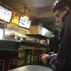 Photo taken at Robbie Mac's Pizza by Josh A. on 1/27/2013