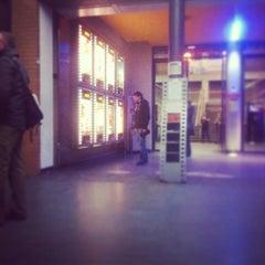 Photo taken at Kino in der Kulturbrauerei by Stefan B. on 1/17/2013