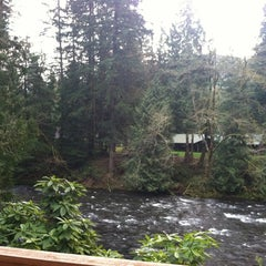 Photo taken at Mt Hood National Forest by Rachael S. on 4/12/2013