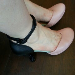 Photo taken at John Fluevog Shoes by heathervescent on 6/15/2013