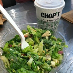 Photo taken at Chop't Creative Salad Company by Mary Kay H. on 7/28/2013