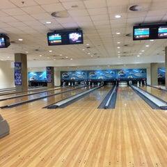 Photo taken at Unimas Bowling Alley by Mahirah K. on 5/10/2014