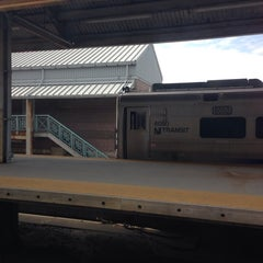 Photo taken at NJT - Atlantic City Terminal (ACRL) by Adam K. on 5/3/2014