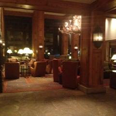 Photo taken at Park Hyatt Beaver Creek Resort and Spa by Tim K. on 2/2/2013