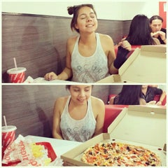 Photo taken at Telepizza by Javiera P. on 2/5/2014