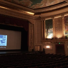 Photo taken at The Sandusky State Theatre by Marcia F. on 9/19/2015