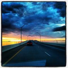 Photo taken at Gandy Bridge by TEC I. on 12/6/2012