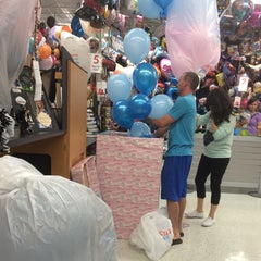 Photo taken at iParty (now Party City) by TEC I. on 4/9/2016