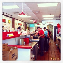 Photo taken at Firehouse Subs by TEC I. on 9/13/2014
