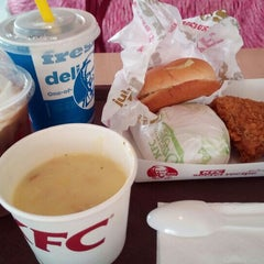 Photo taken at KFC / KFC Coffee by Rahmadi D. on 11/2/2015