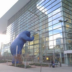 Photo taken at Colorado Convention Center by Leon L. on 11/9/2012