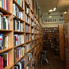 Photo taken at Dog Eared Books by Vince G. on 2/18/2013