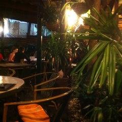 Photo taken at Three Monkeys Coffee & Tea House by Bobbi-Lea D. on 3/7/2013