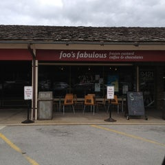 Photo taken at Foo's Fabulous Frozen Custard by Jenni O. on 6/1/2013