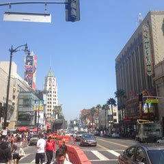 Photo taken at Hollywood by Yousef A. on 8/13/2013
