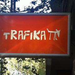 Photo taken at Trafika 19 by Djordje on 9/23/2012