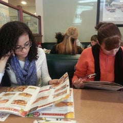 Photo taken at Denny's by ray v. on 2/16/2015