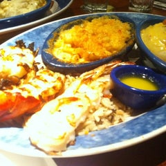 Photo taken at Red Lobster by Tim J. on 3/17/2012