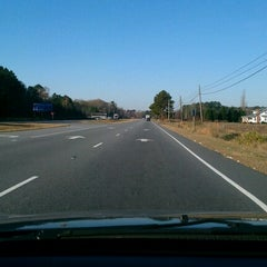 Photo taken at Hertford, NC by Brian V. on 11/26/2012