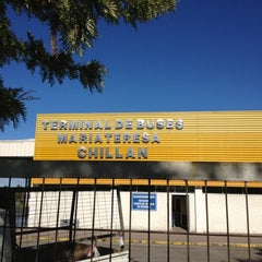 Photo taken at Terminal de Buses María Teresa by Fernando V. on 12/5/2012