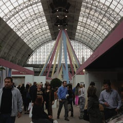 Photo taken at Olympia Exhibition Hall Complex by Keren L. on 5/18/2013