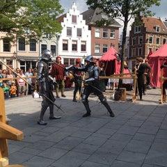Photo taken at Stadhuis Gemeente Utrecht by Edwin V. on 6/1/2014