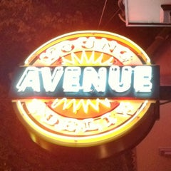 Photo taken at Young Avenue Deli by Cory S. on 10/24/2012
