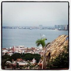 Photo taken at Puerto Vallarta by Ivan R. on 1/15/2013
