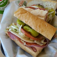 Photo taken at TOGO'S Sandwiches by John H. on 9/10/2014