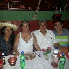 Photo taken at AdoBe Pizza by Alejandro S. on 10/22/2013