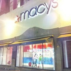 Photo taken at Macy's by Karl W. on 11/23/2012