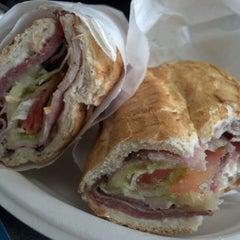 Photo taken at Potbelly Sandwich Shop by Ziyan C. on 6/14/2013
