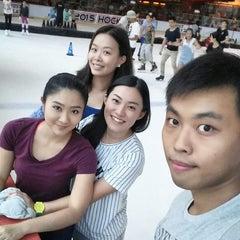 Photo taken at Mega Ice by Yuenyi L. on 8/22/2015
