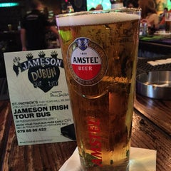 Photo taken at Dubliner's by Chiefmahoo on 3/9/2015