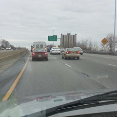 Photo taken at I-290 by James D. on 2/26/2013